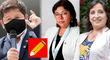 """Bellido afirma que Dina Boluarte y Betssy Chávez """"no representan"""" a Perú Libre"""