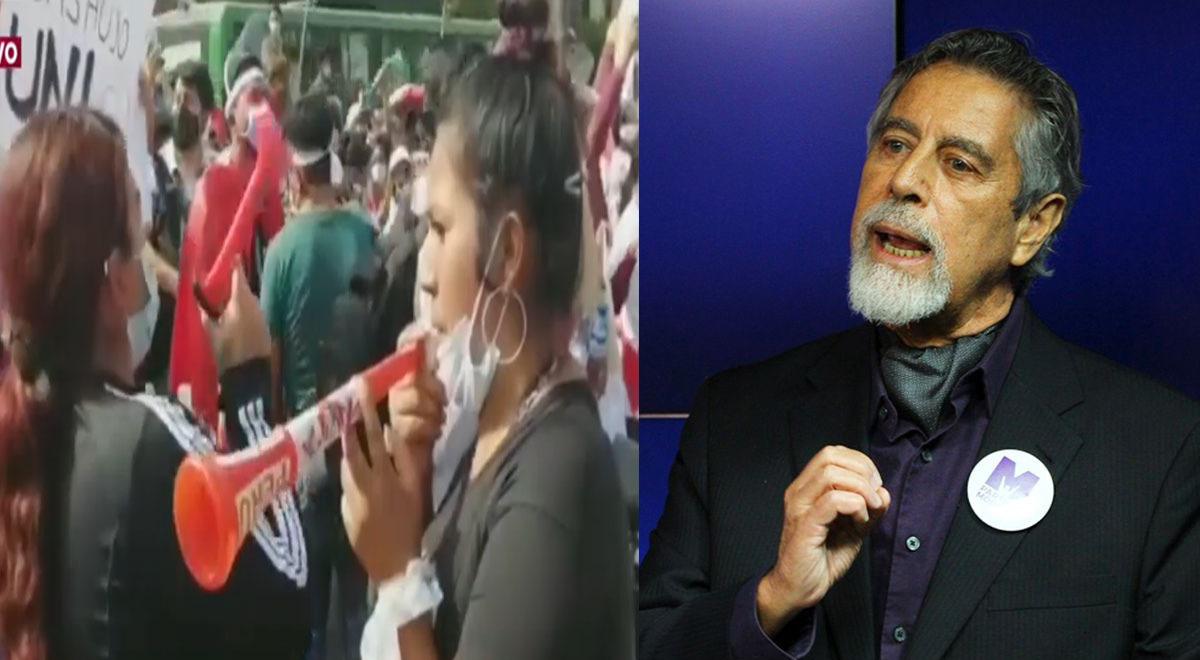 Reacción del pueblo peruano tras la designación de Francisco Sagasti como presidente [VIDEO]