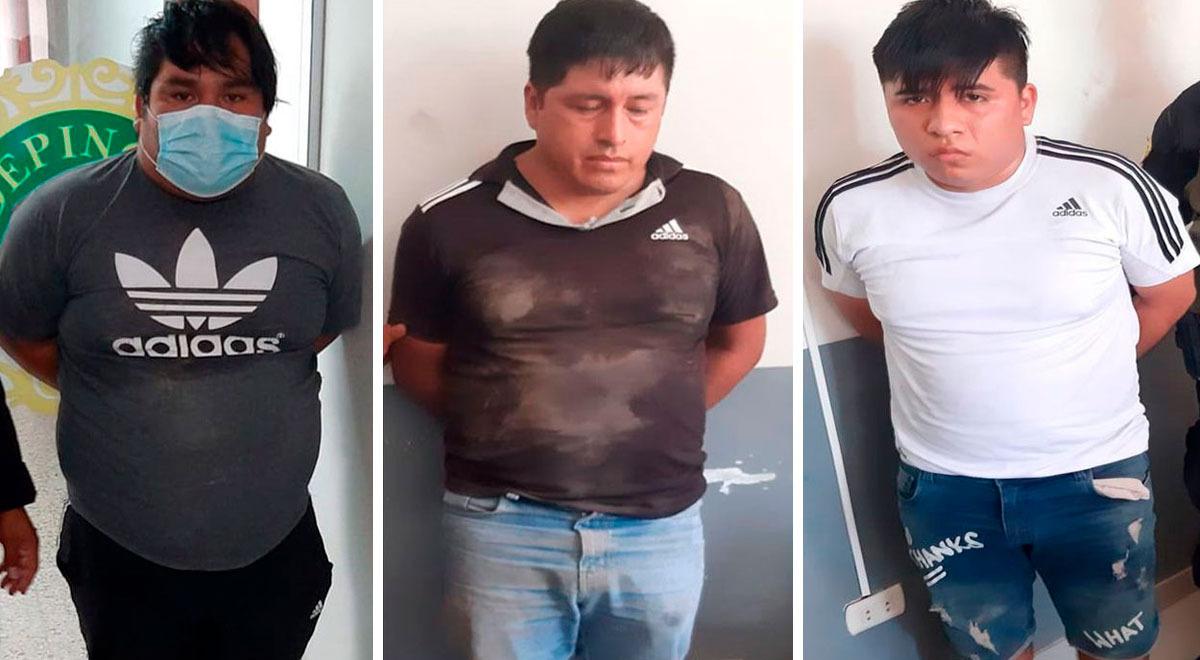 chiclayo-pnp-detiene-a-cuatro-sujetos-acusados-de-robar-14-500-soles-a-comerciante