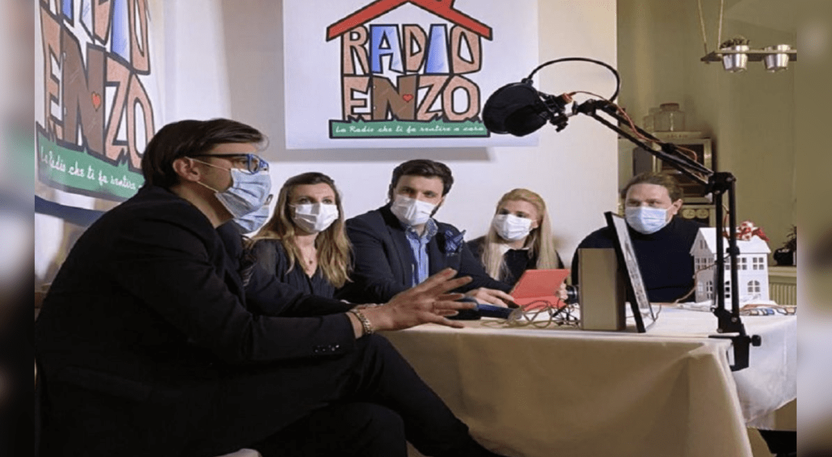italia-jovenes-crean-programa-de-radio-para-apoyar-a-su-padre-en-terapia-intensiva-por-coronavirus