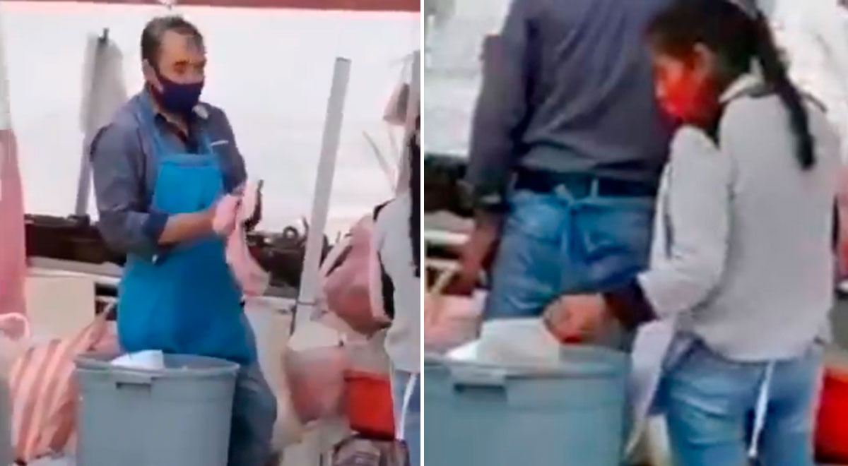 captan-a-vendedores-de-comida-callejera-reutilizando-platos-desechables-de-la-basura-video