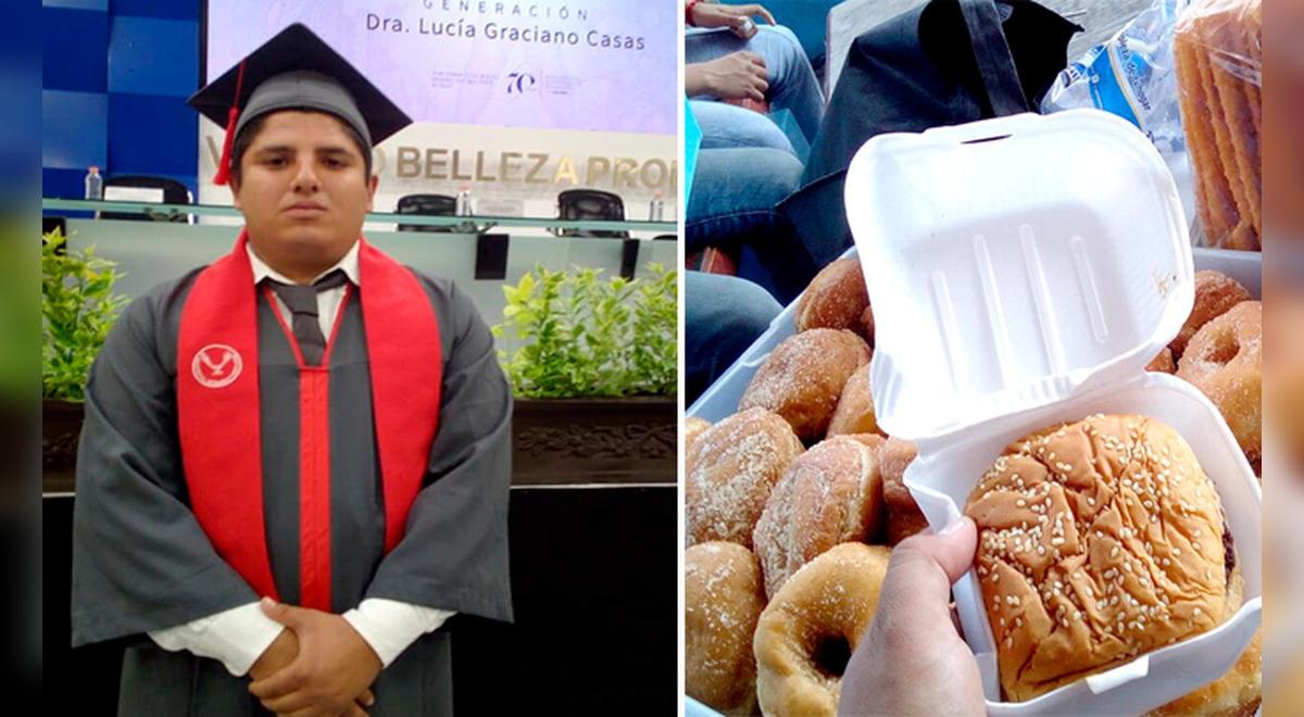 joven-vende-donas-y-hamburguesas-en-las-calles-para-juntar-dinero-y-pagar-su-titulo-universitario