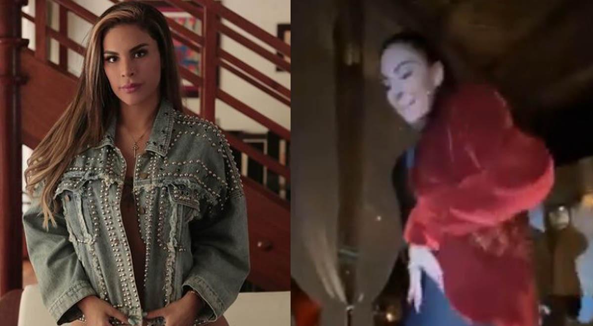 stephanie-valenzuela-celebro-sus-30-anos-con-una-fiesta-en-plena-pandemia-video