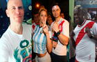 Perú vs. Argentina: artistas alientan a la bicolor en Twitter y Facebook