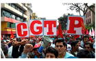 CGTP protestará contra reforma laboral y Tía María