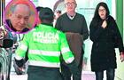 Sobrino de Juan Luis Cipriani termina detenido por defender a su padre que manejaba en estado de ebriedad
