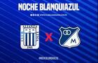 Alianza Lima enfrentará a Millonarios de Colombia en la Noche Blanquiazul [FOTO]