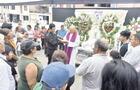 Dieron último adiós a 4 víctimas de explosión en Villa El Salvador