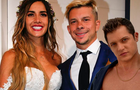 """Gino Pesaressi desmiente rumores de salidas con Korina Rivadeneira: """"Es una persona casada"""" [VIDEO]"""