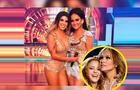 Comparan show de Yahaira Plasencia y Daniela Darcourt con Shakira y JLo [VIDEO]