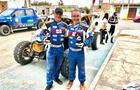 Aníbal Aliaga empezó ganando Rally Playas 2020