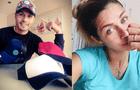 Rodrigo González, Leslie Castillo y Xoana González lamentan la muerte de Richi Boy [FOTOS]