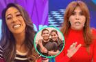 """Cathy Sáenz se defiende de Magaly Medina con burla: """"¿Ahora tengo la culpa?"""""""