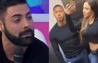 """Sebastián Lizarzaburu sobre Ray Sandoval y Andrea Miranda: """"Se juntaron dos tóxicos"""""""