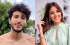 """Sebastián Yatra a Luciana Fuster: """"Sigue con esa energía tan bonita siempre"""" [VIDEO]"""