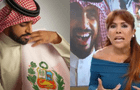 "Yaqoob Mubarak a Magaly Medina: ""Tomaré acciones para salvaguardar mi honor"" [FOTOS]"