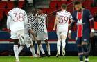 Liga de Campeones: Manchester  United baja de las nubes a PSG