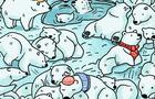 ¿Logras ver a la foca? El reto visual que ha vuelto loco a todos en las redes sociales [FOTO]