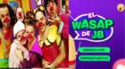 El Wasap de JB realizará divertido y nostálgico episodio sobre Pataclaún