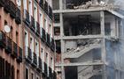España: Explosión de gas en el centro de Madrid deja al menos dos muertos [VIDEO]