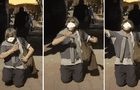Profesor tiene emotiva reacción tras recibir la vacuna contra la COVID-19 y conmueve a miles [VIDEO]