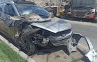 Los Olivos: auto huye de intervención policial y provoca accidente de tránsito