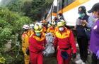 China: al menos 51 muertos y 146 heridos dejo el descarrilamiento de un tren en Taiwán [FOTOS y VIDEO]