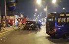 Cercado de Lima: choque entre combi y auto particular deja seis heridos