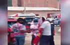 Pedro Castillo: partido Perú Libre entrega dinero para que participen en caravana en Ayacucho