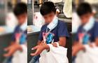Arequipa: menor de 12 años vende productos para comprar celular y acceder a clases escolares
