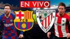 Barcelona vs Athletic Bilbao: EN VIVO por la final de Copa del Rey 2021