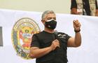 """José Elice niega desalojo en Lomo de Corvina: """"Primero vamos a agotar el diálogo"""""""