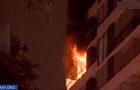 Miraflores: incendio consumió departamento de un edificio multifamiliar [VIDEO]