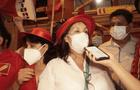 Dina Boluarte, candidata a la vicepresidencia por Perú Libre, tuvo cuatro papeletas de tránsito por infracciones graves
