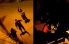 Piura: mediante disparos se intervino a tres policías que participaban en una fiesta [VIDEO]