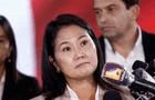 Abogados independientes denuncian a Keiko Fujimori por pretender alterar resultados de la ONPE