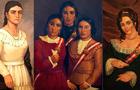Próceres y precursores: ellas son las mujeres heroínas de la Independencia del Perú