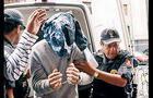 Policía en retiro es capturado cuando fue a vacunarse contra el Covid-19