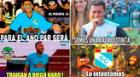 Sporting Cristal vs Peñarol: cuadro celeste es blanco de memes tras su derrota  [FOTOS]