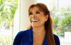 Magaly Medina muestra sus 'retoquitos' para reafirmar y tonificar su piel [VIDEO]
