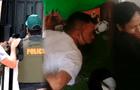 """""""Me usaron como escudo, temía lo peor"""": desgarrador testimonio de madre e hija de 7 años secuestradas en SMP [VIDEO]"""