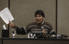 """Evo Morales en Arequipa: """"El capitalismo solo trae crisis política y económica"""""""