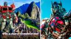 Transformers 7: conoce a los actores que ya iniciaron grabaciones en Perú
