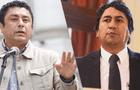 """Bermejo marca distancia con Cerrón tras negar el voto de confianza: """"No coincido con él, no estoy de acuerdo"""""""