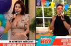 "Milena Zárate al escuchar a Santi Lesmes: ""Tráiganme el matamoscas"" [VIDEO]"