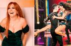 Magaly Medina hizo más de 20 puntos del rating tras escándalo de Melissa Paredes y su bailarín