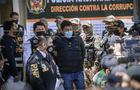 """Elmer Cáceres Llica tras ser detenido por la policía Anticorrupción: """"Este es un abuso de las autoridades"""""""