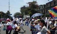 Avenida Garcilaso fue la más afectada.