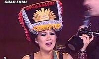 La nueva ganadora de 'La voz Perú'.