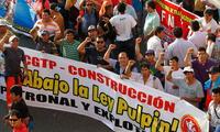 Miles de jóvenes marcharán desde temprano exigiendo derogatoria de norma.